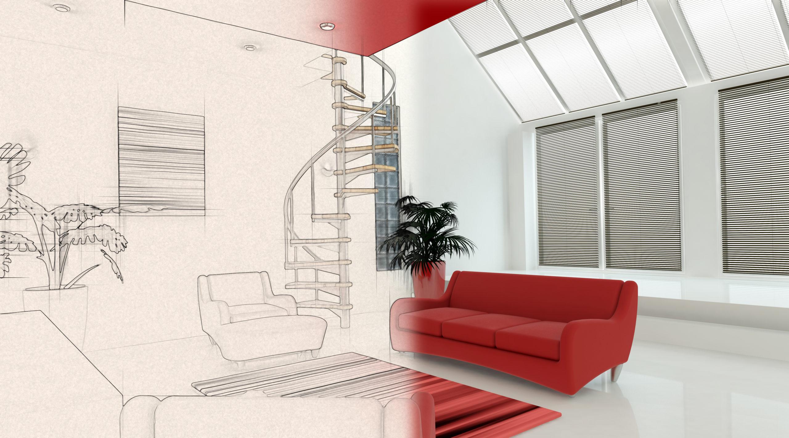 appartement en 3D